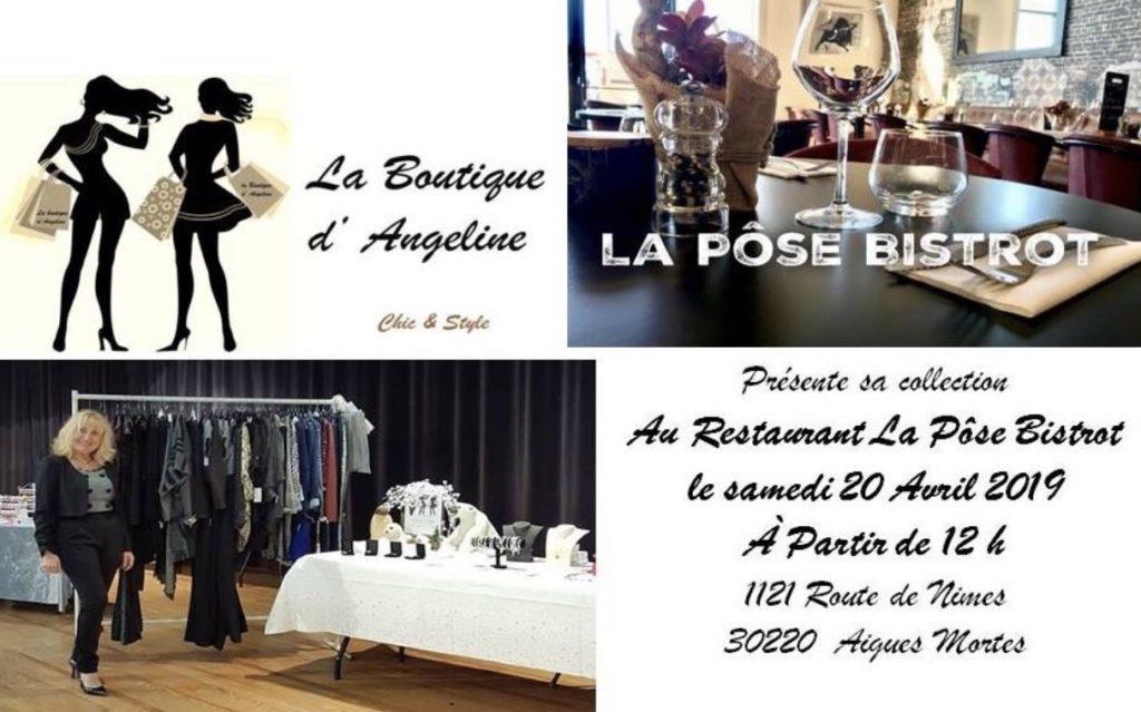 La Pôse Shopping // Boutique Ephémère